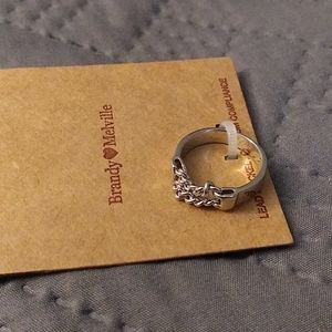 Brandy Melville chain ring